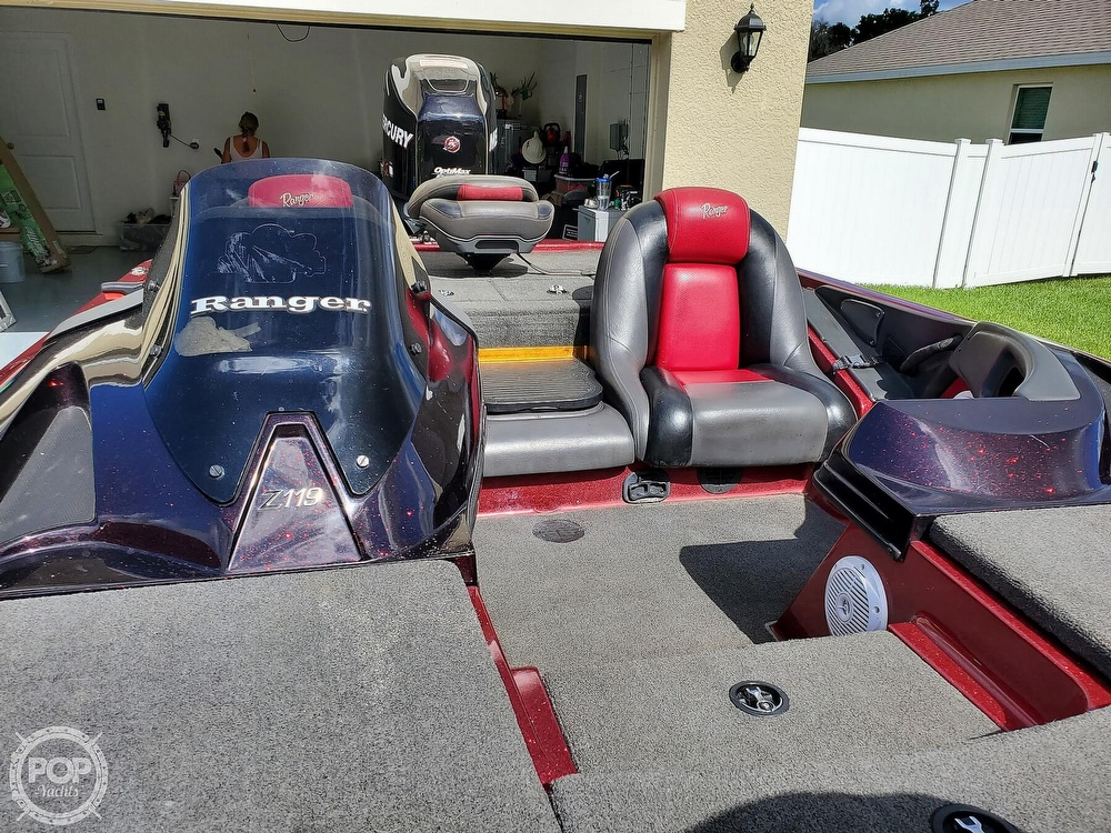 2012 Ranger Boats boat for sale, model of the boat is Z119 & Image # 6 of 40