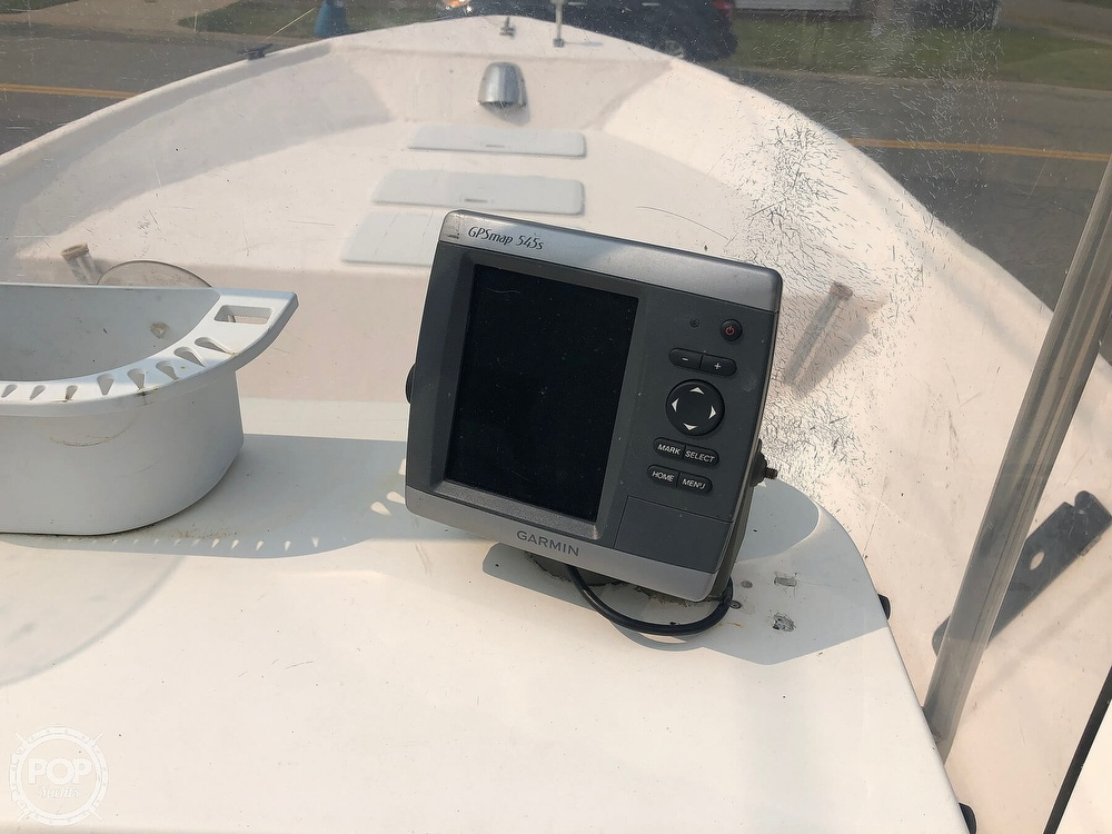 1996 Hydra-Sports boat for sale, model of the boat is 22 Ocean Skiff & Image # 3 of 36