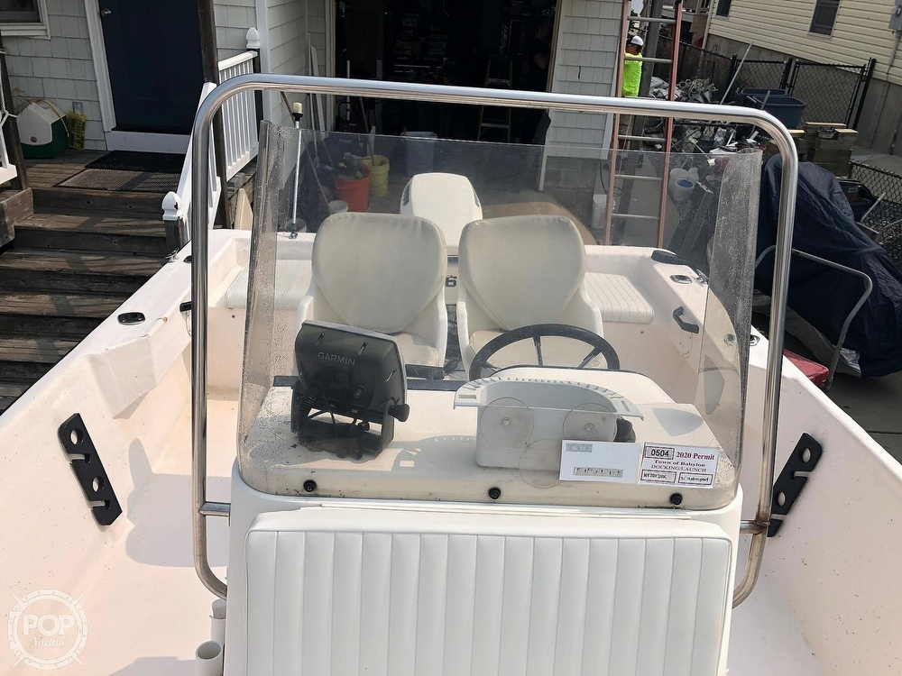 1996 Hydra-Sports boat for sale, model of the boat is 22 Ocean Skiff & Image # 8 of 36