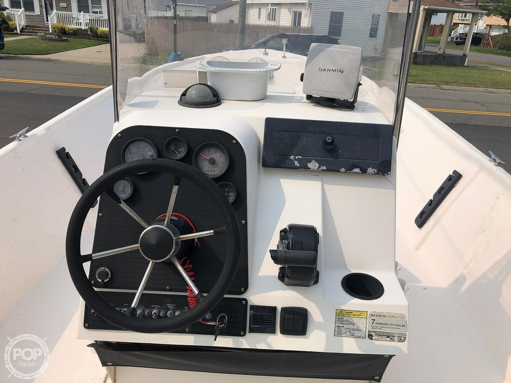 1996 Hydra-Sports boat for sale, model of the boat is 22 Ocean Skiff & Image # 11 of 36