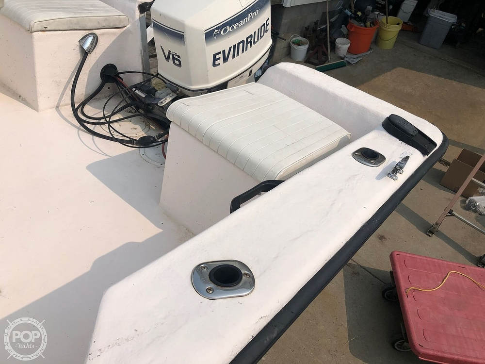 1996 Hydra-Sports boat for sale, model of the boat is 22 Ocean Skiff & Image # 16 of 36