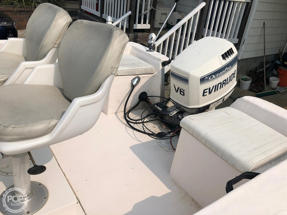 1996 Hydra-Sports boat for sale, model of the boat is 22 Ocean Skiff & Image # 17 of 36