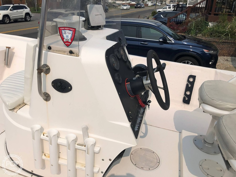 1996 Hydra-Sports boat for sale, model of the boat is 22 Ocean Skiff & Image # 20 of 36