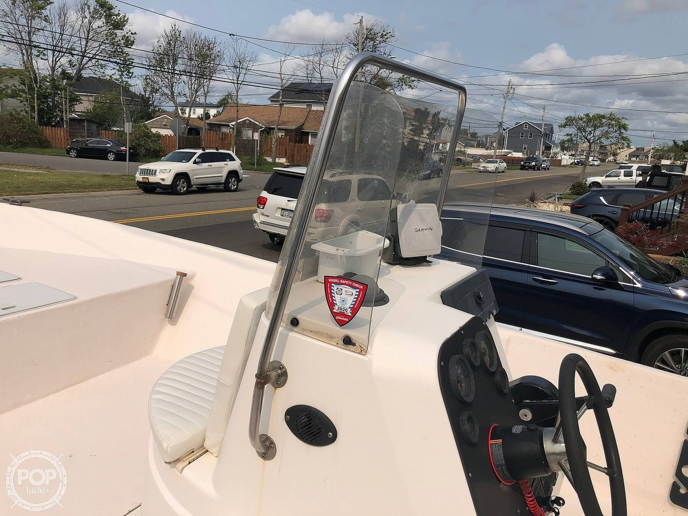 1996 Hydra-Sports boat for sale, model of the boat is 22 Ocean Skiff & Image # 21 of 36