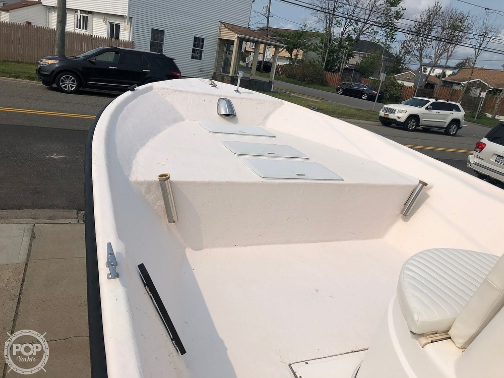 1996 Hydra-Sports boat for sale, model of the boat is 22 Ocean Skiff & Image # 22 of 36