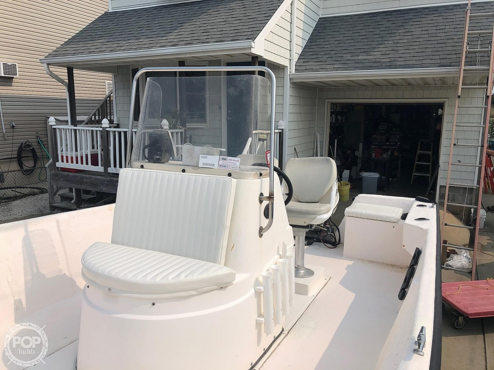 1996 Hydra-Sports boat for sale, model of the boat is 22 Ocean Skiff & Image # 23 of 36