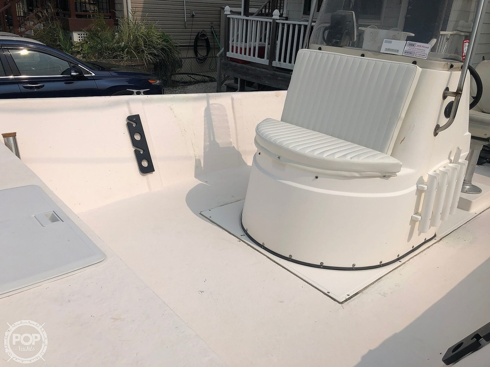 1996 Hydra-Sports boat for sale, model of the boat is 22 Ocean Skiff & Image # 25 of 36
