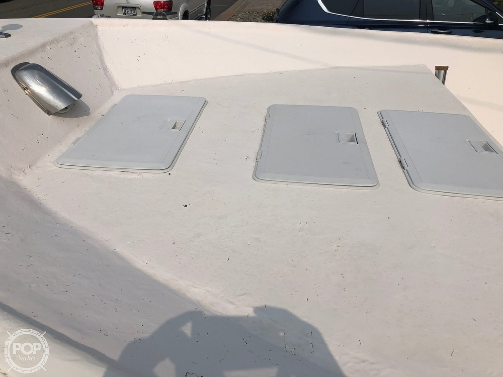 1996 Hydra-Sports boat for sale, model of the boat is 22 Ocean Skiff & Image # 26 of 36