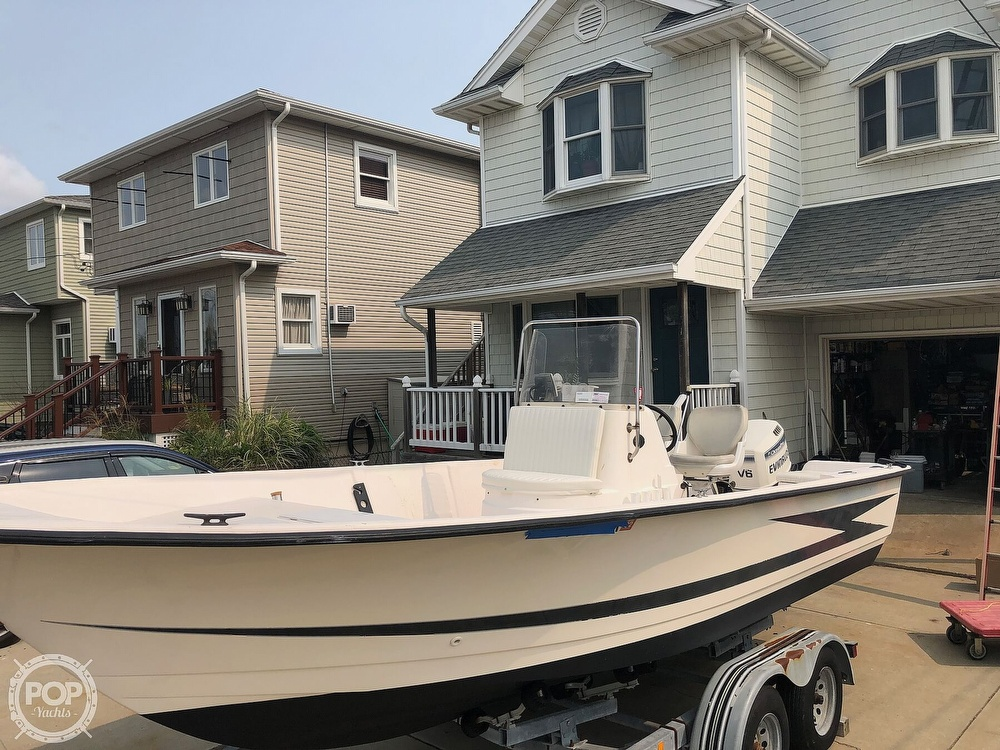 1996 Hydra-Sports boat for sale, model of the boat is 22 Ocean Skiff & Image # 28 of 36