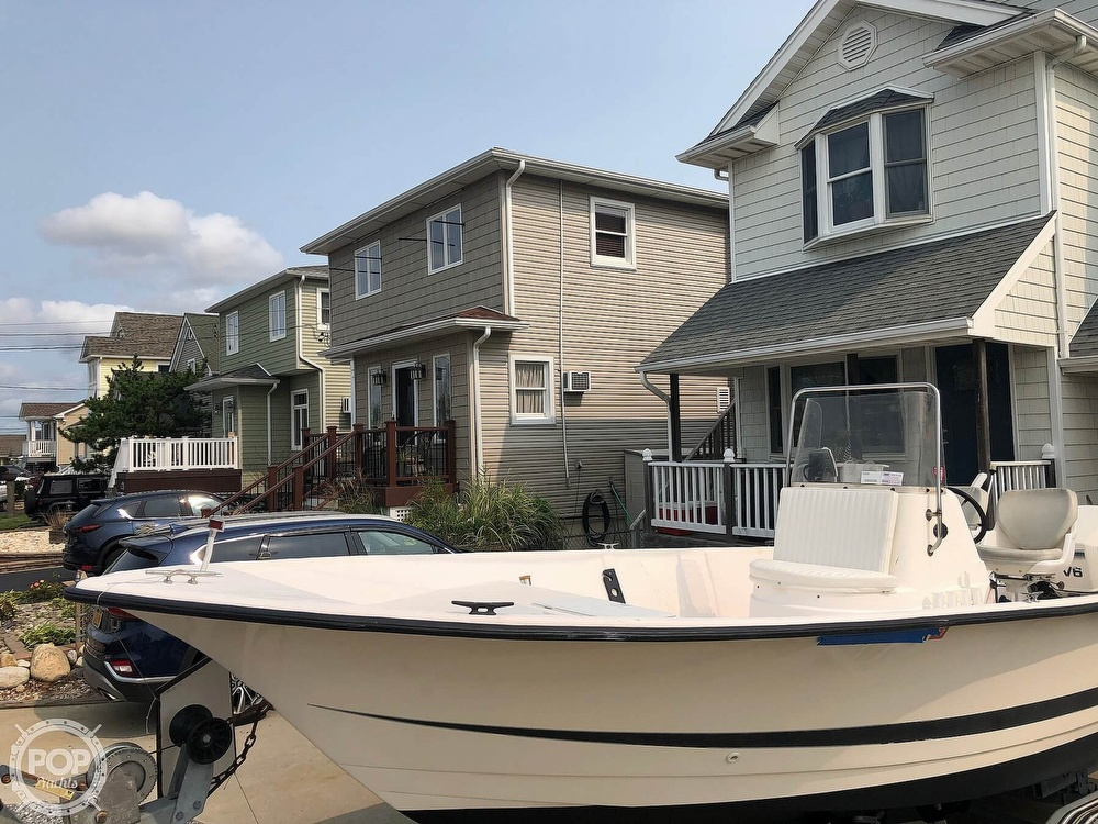 1996 Hydra-Sports boat for sale, model of the boat is 22 Ocean Skiff & Image # 29 of 36