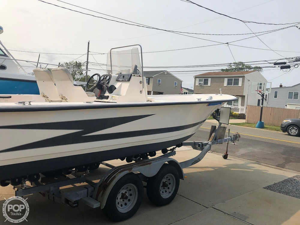 1996 Hydra-Sports boat for sale, model of the boat is 22 Ocean Skiff & Image # 31 of 36