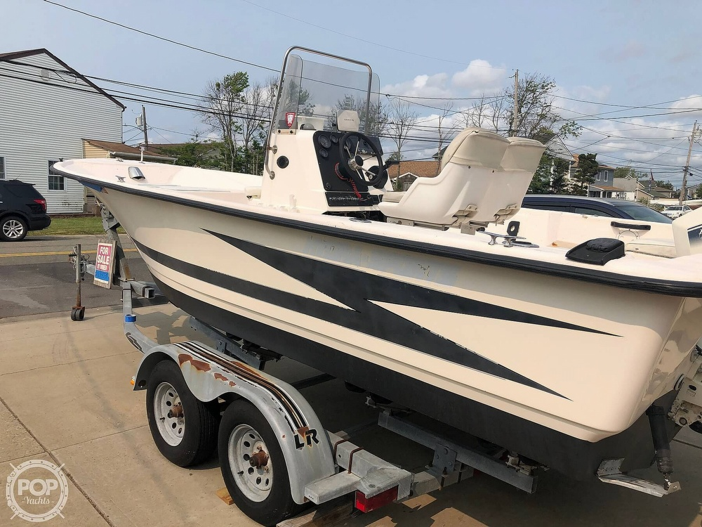 1996 Hydra-Sports boat for sale, model of the boat is 22 Ocean Skiff & Image # 32 of 36