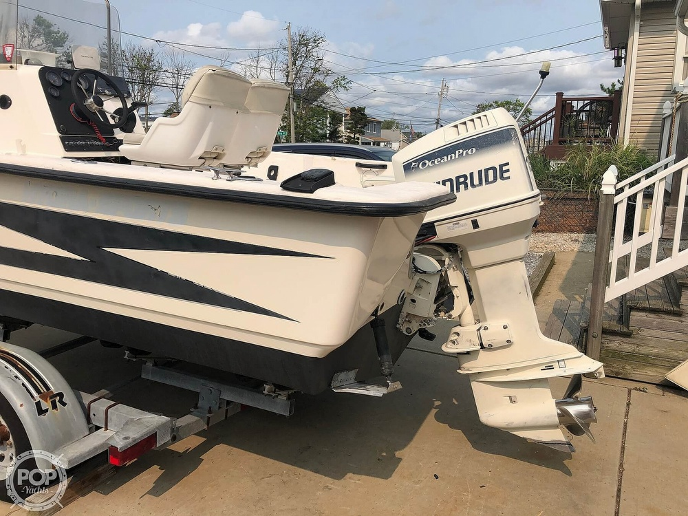 1996 Hydra-Sports boat for sale, model of the boat is 22 Ocean Skiff & Image # 33 of 36