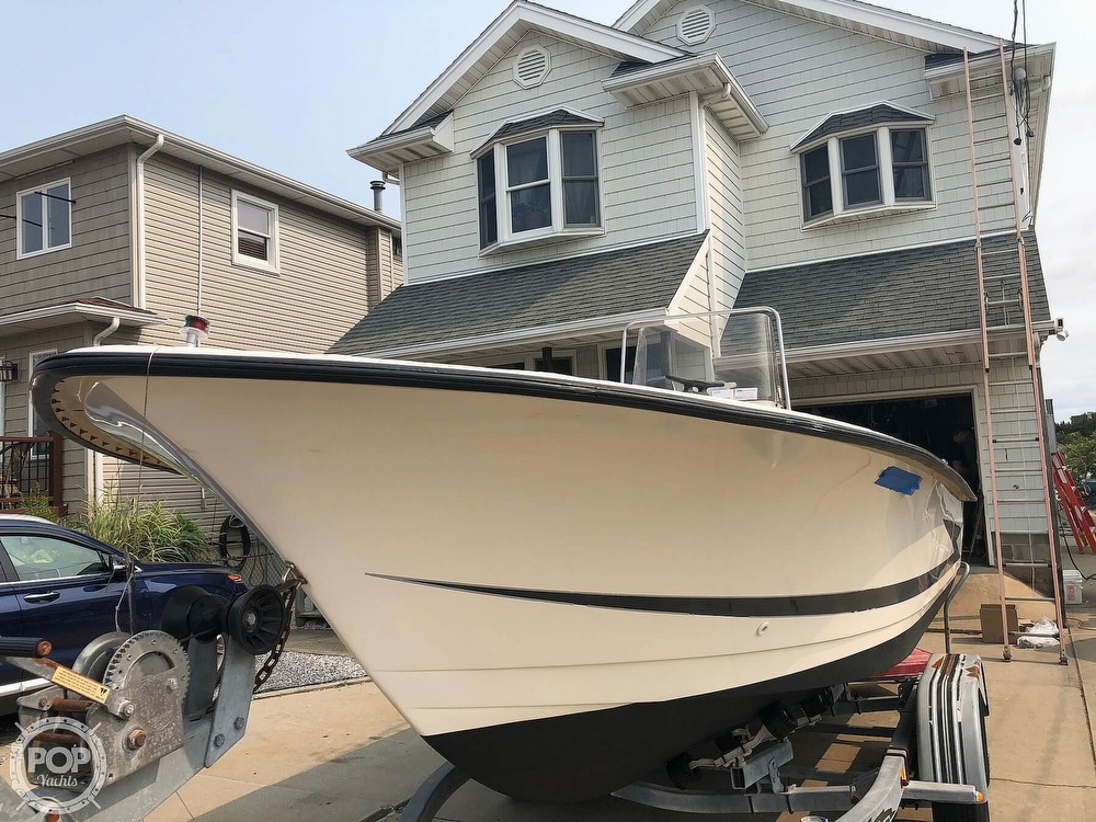 1996 Hydra-Sports boat for sale, model of the boat is 22 Ocean Skiff & Image # 34 of 36