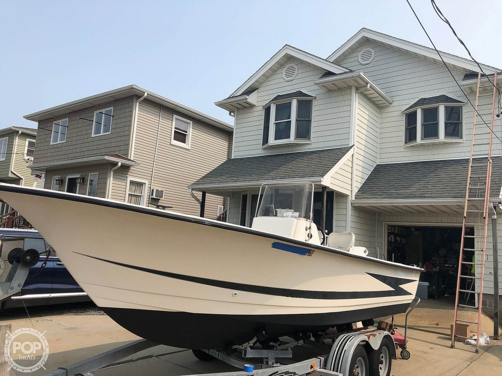 1996 Hydra-Sports boat for sale, model of the boat is 22 Ocean Skiff & Image # 35 of 36