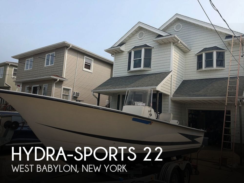 1996 Hydra-Sports boat for sale, model of the boat is 22 Ocean Skiff & Image # 1 of 36