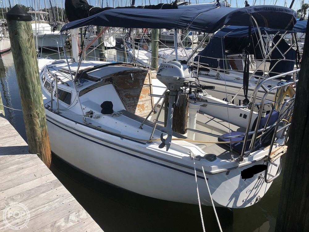 1986 Catalina Yachts boat for sale, model of the boat is 30 & Image # 9 of 40