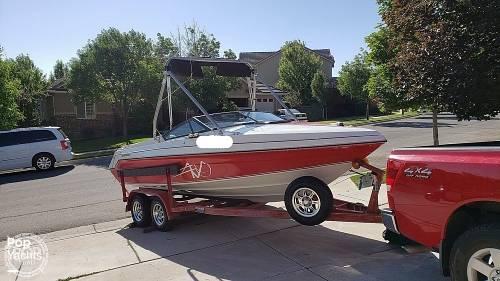 1991 Rinker boat for sale, model of the boat is V206 Captiva & Image # 3 of 40