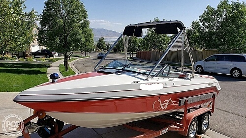 1991 Rinker boat for sale, model of the boat is V206 Captiva & Image # 4 of 40