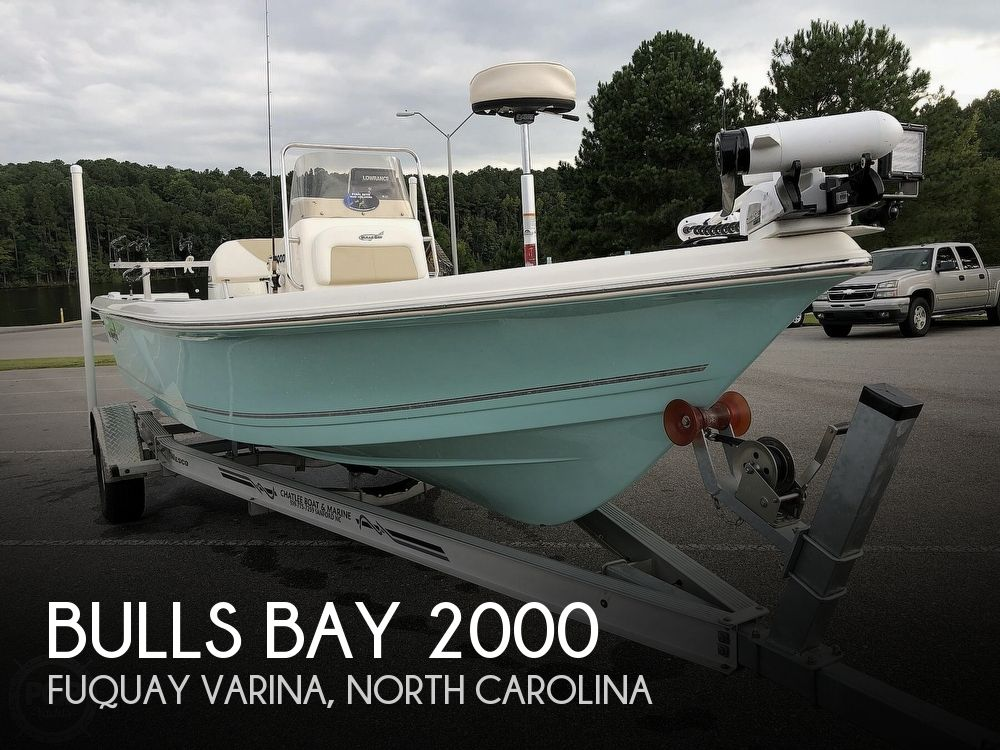 2018 Bulls Bay boat for sale, model of the boat is 2000 & Image # 1 of 41