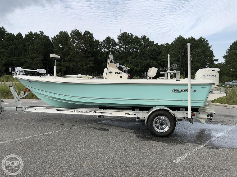 2018 Bulls Bay boat for sale, model of the boat is 2000 & Image # 16 of 41