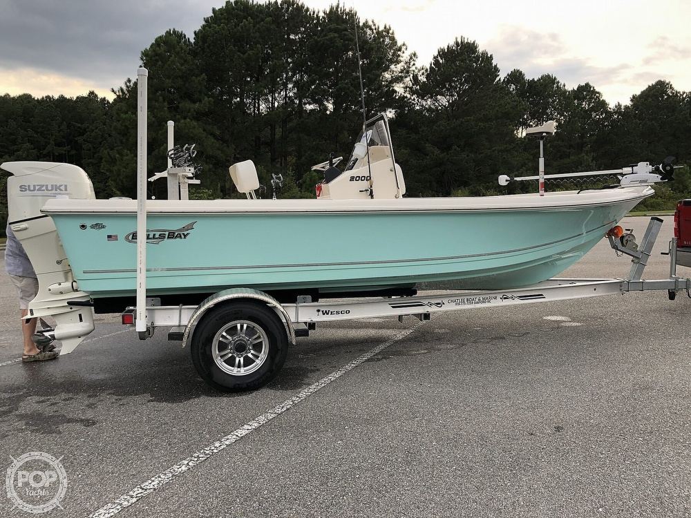 2018 Bulls Bay boat for sale, model of the boat is 2000 & Image # 15 of 41