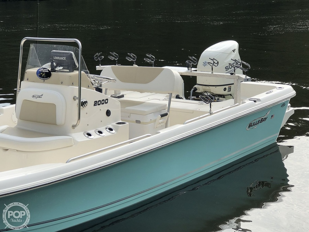 2018 Bulls Bay boat for sale, model of the boat is 2000 & Image # 3 of 41