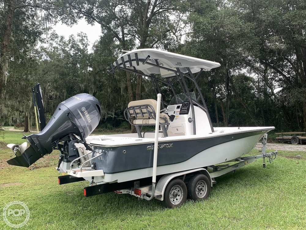 2017 Sea Fox boat for sale, model of the boat is 220 Viper & Image # 7 of 40