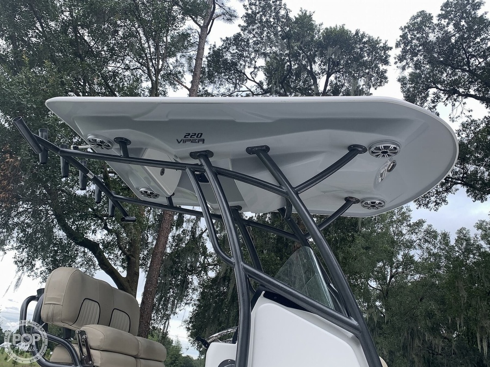 2017 Sea Fox boat for sale, model of the boat is 220 Viper & Image # 17 of 40