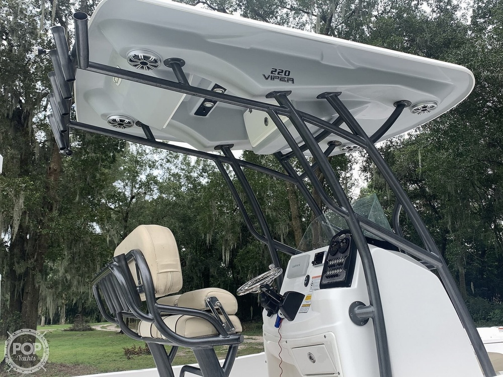 2017 Sea Fox boat for sale, model of the boat is 220 Viper & Image # 3 of 40