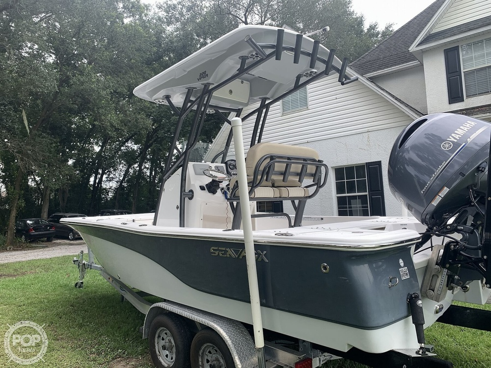 2017 Sea Fox boat for sale, model of the boat is 220 Viper & Image # 38 of 40