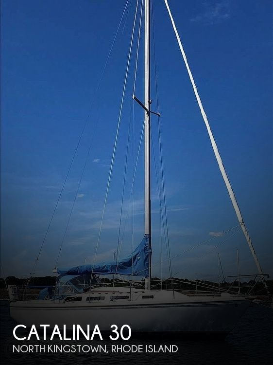 1985 Catalina Yachts boat for sale, model of the boat is 30 Tall Rig & Image # 1 of 41