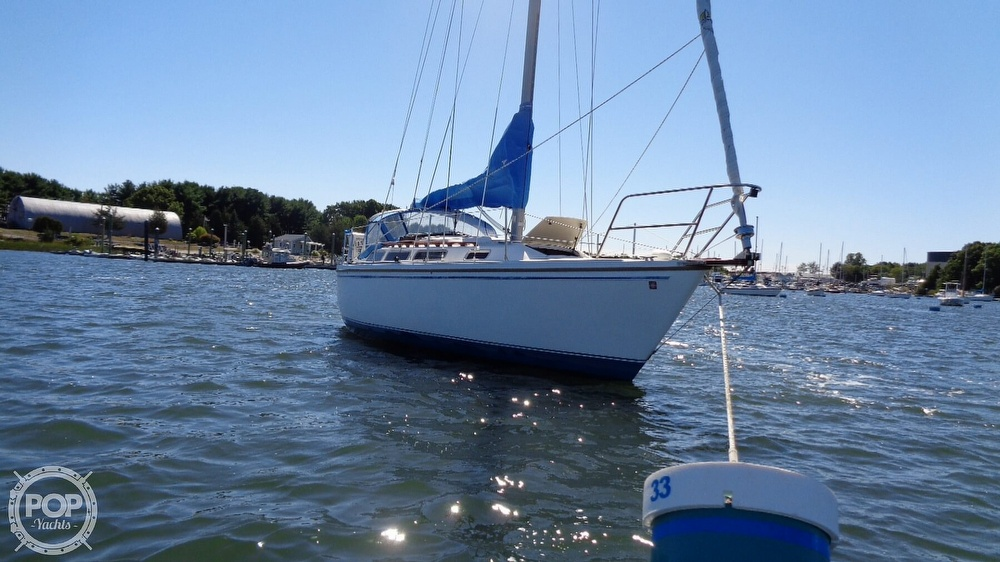 1985 Catalina Yachts boat for sale, model of the boat is 30 Tall Rig & Image # 12 of 41