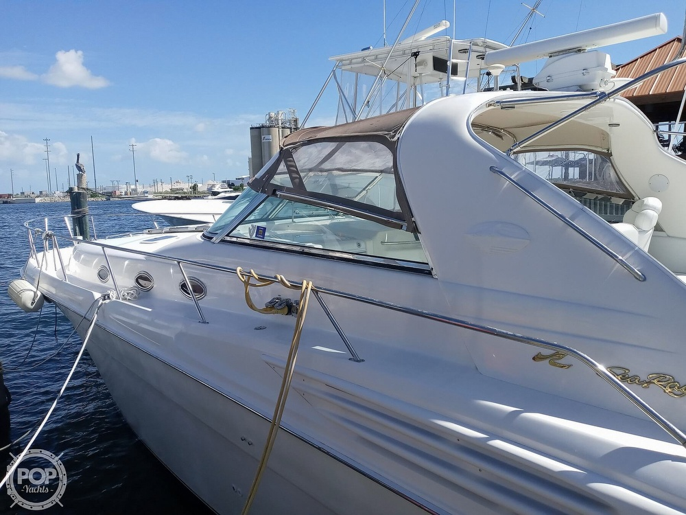 1998 Sea Ray boat for sale, model of the boat is 450 Sundancer & Image # 2 of 40