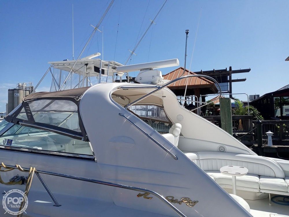 1998 Sea Ray boat for sale, model of the boat is 450 Sundancer & Image # 18 of 40