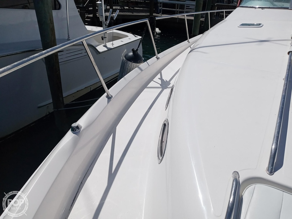 1998 Sea Ray boat for sale, model of the boat is 450 Sundancer & Image # 30 of 40