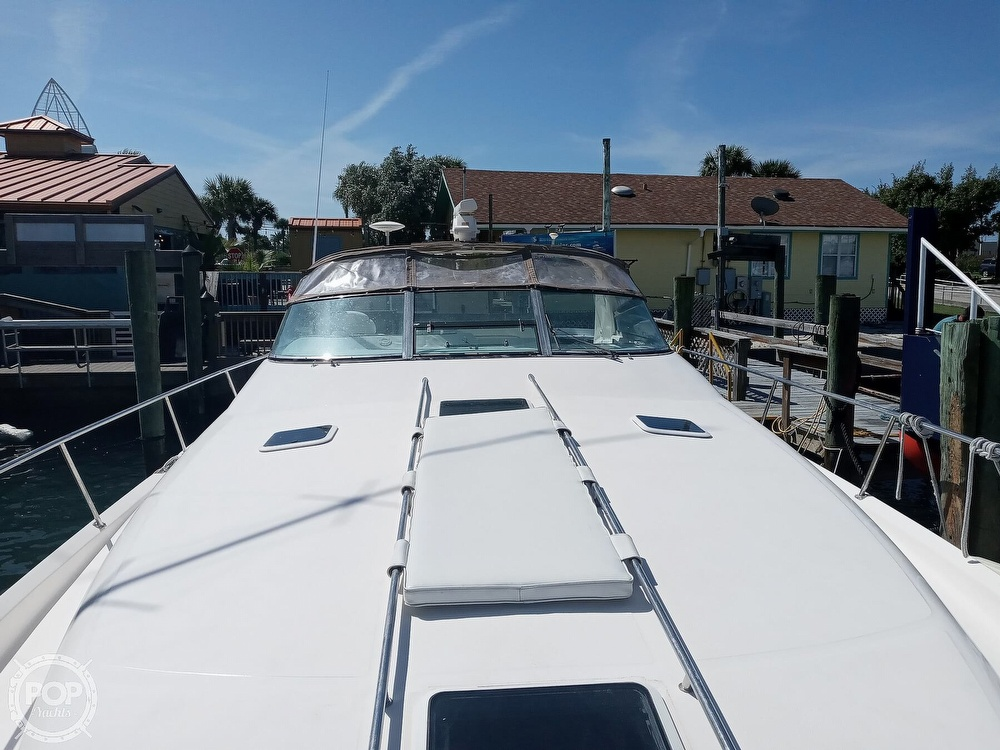 1998 Sea Ray boat for sale, model of the boat is 450 Sundancer & Image # 31 of 40