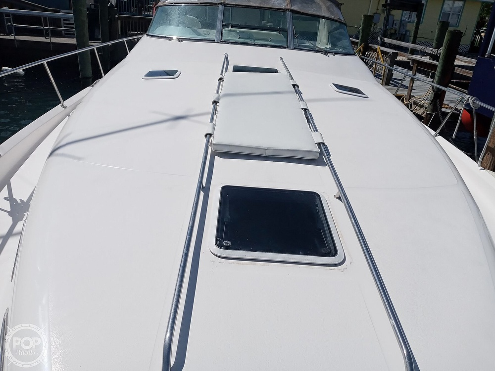 1998 Sea Ray boat for sale, model of the boat is 450 Sundancer & Image # 34 of 40