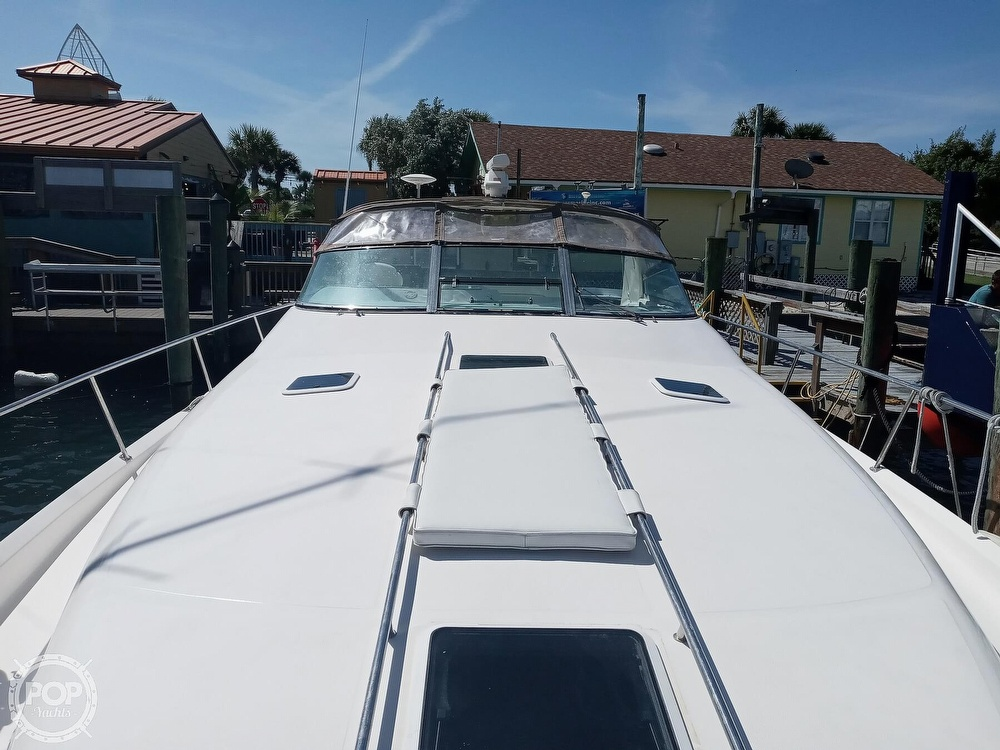 1998 Sea Ray boat for sale, model of the boat is 450 Sundancer & Image # 35 of 40