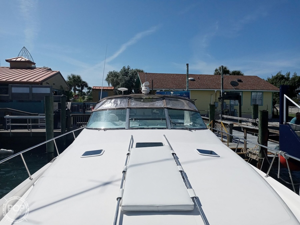 1998 Sea Ray boat for sale, model of the boat is 450 Sundancer & Image # 36 of 40