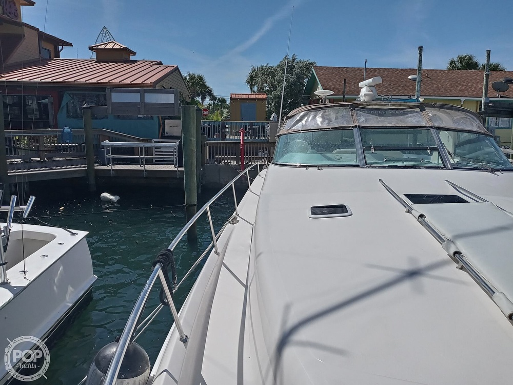 1998 Sea Ray boat for sale, model of the boat is 450 Sundancer & Image # 37 of 40