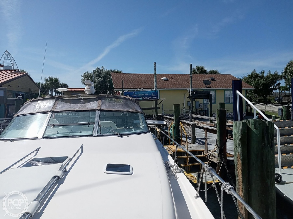 1998 Sea Ray boat for sale, model of the boat is 450 Sundancer & Image # 38 of 40