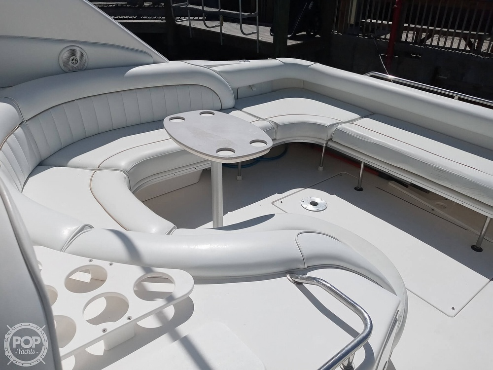 1998 Sea Ray boat for sale, model of the boat is 450 Sundancer & Image # 40 of 40