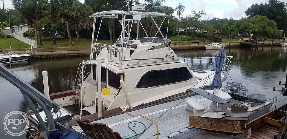 1987 Pace boat for sale, model of the boat is 36 & Image # 21 of 22