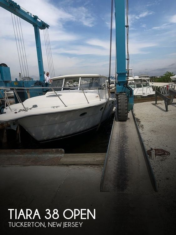 Used Tiara Boats For Sale by owner | 2002 Tiara 38 Open
