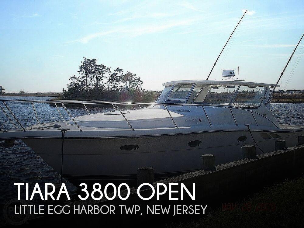 2002 Tiara 3800 Open
