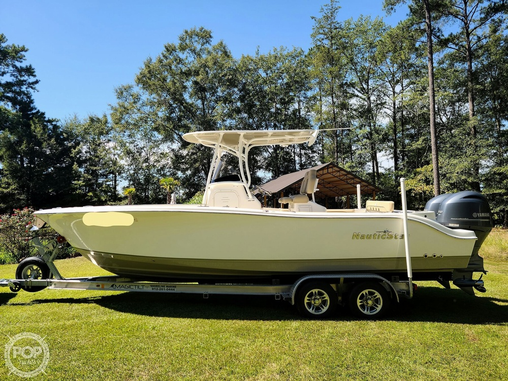 2019 Nautic Star boat for sale, model of the boat is Offshore 25XS & Image # 13 of 40
