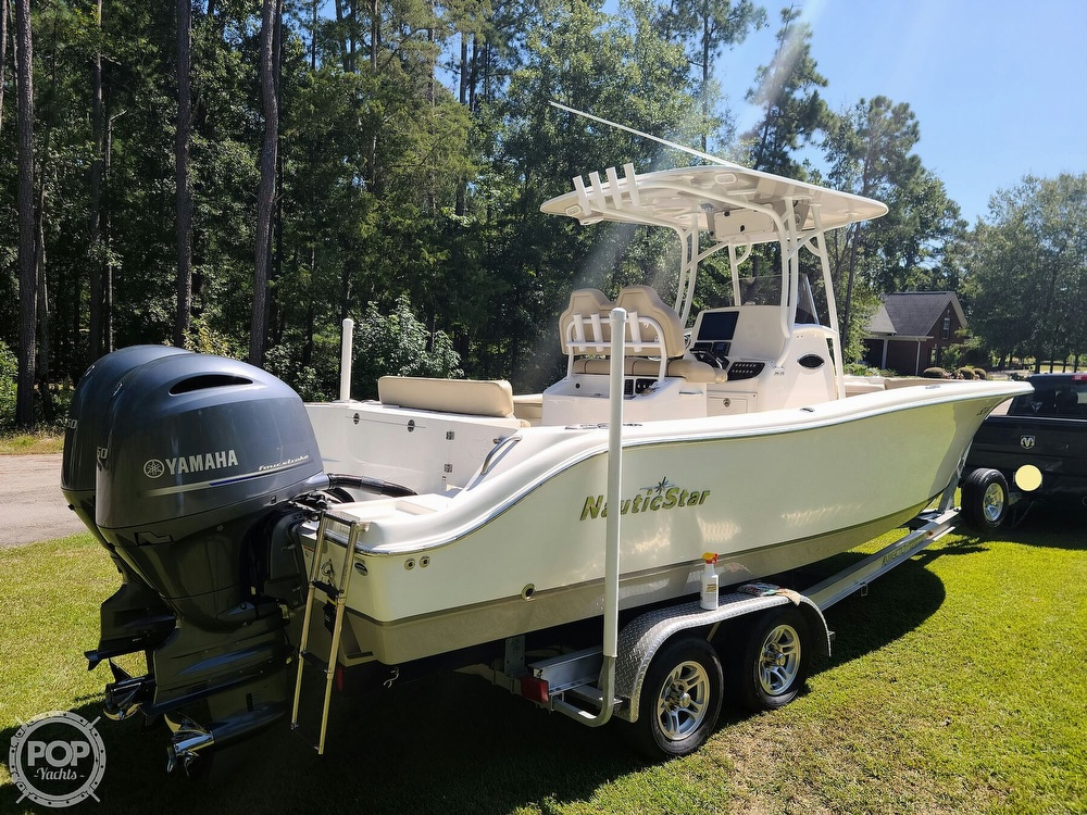2019 Nautic Star boat for sale, model of the boat is Offshore 25XS & Image # 14 of 40