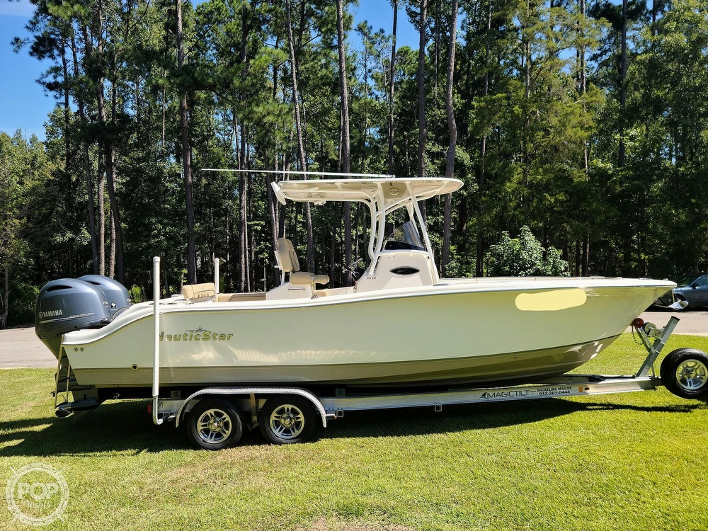 2019 Nautic Star boat for sale, model of the boat is Offshore 25XS & Image # 11 of 40