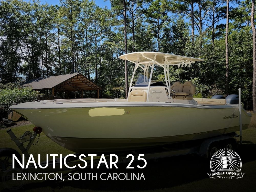 2019 Nautic Star boat for sale, model of the boat is 25 XS Offshore & Image # 1 of 40